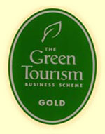 Green Tourism award for Learn English in Cornwall