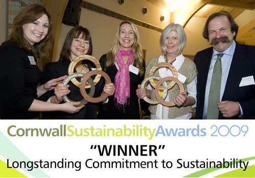 Learn English in Cornwall Award